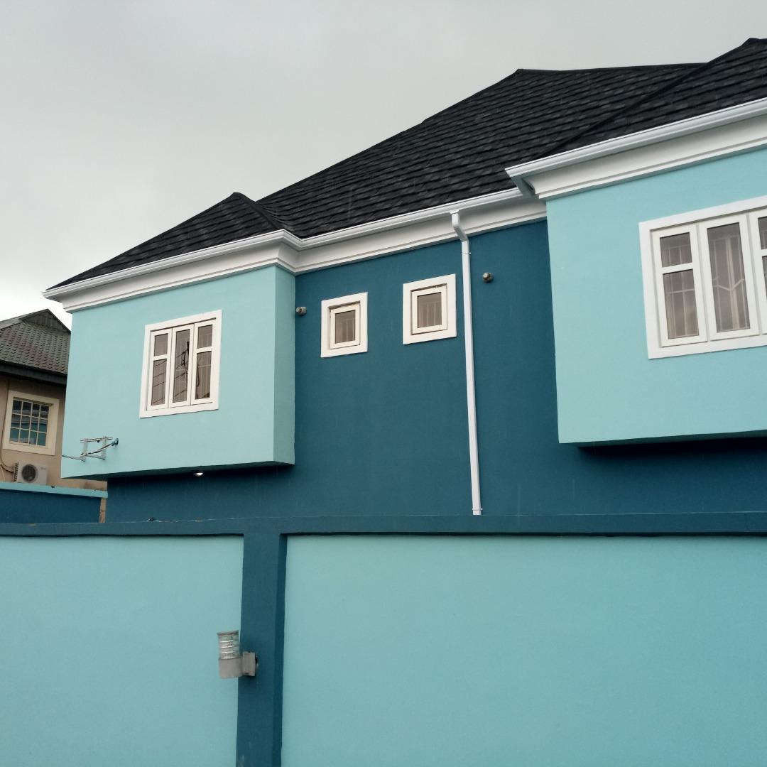 Four Flats Of 3 Bed Rooms At Co-operative Villa, Badore