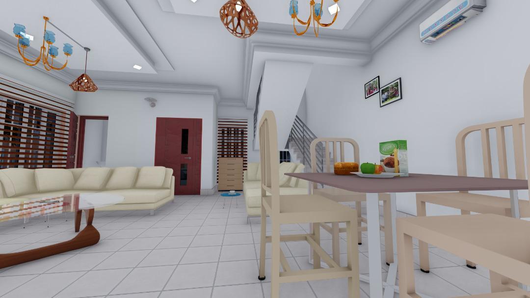 5 4 3 2 Bedrooms Terrace Osapa London Chamike